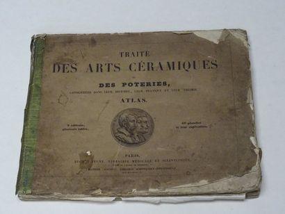 «Traité des arts céramiques ou des poteries...
