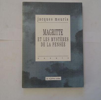«Magritte et les mystères de la pensée»...