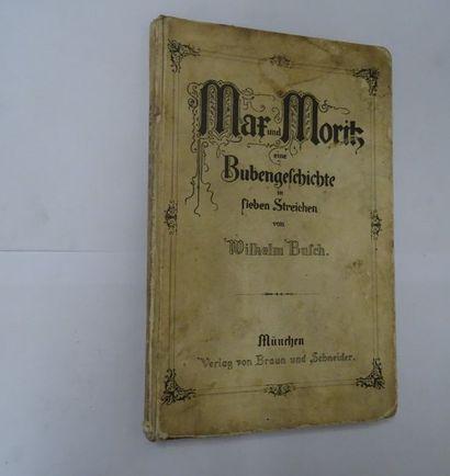 «Mar und Morik eine Bubengeschichte in sieben...