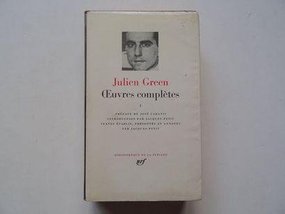 «Œuvres complètes», Julien Green; Ed....