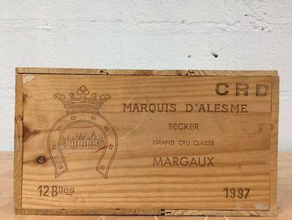 Château Marquis Beker d'Alesme