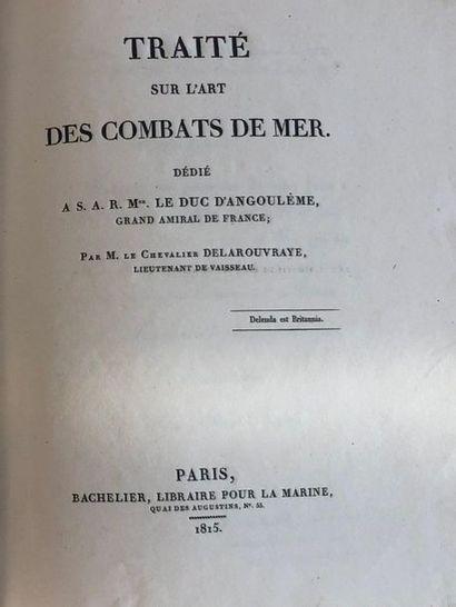 LA ROUVRAYE (Charles-Louis-Victor de)