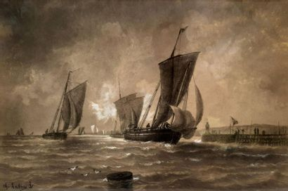 Charles Leduc (1831-1911)