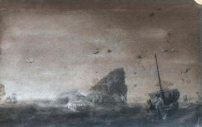 [Pêcheurs en rade de Brest] Sans lieu, fin...