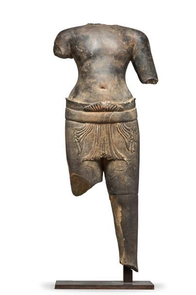 CAMBODGE - fin IXe siècle, style du preah ko