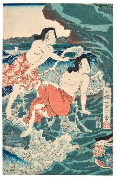 Tsukioka Yoshitoshi (1760-1847)