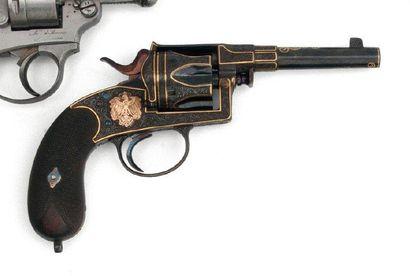 Reichs revolver d'officier M79/83. Modèle...
