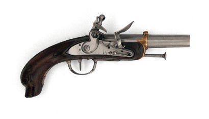 Pistolet d'officier de marine. (Mle 1779)...
