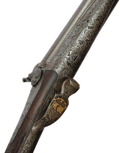 Pistolet de cavalerie. (Mle 1822 T bis) Platine...