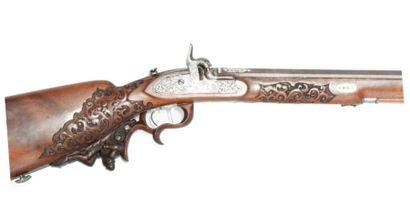 Belle carabine de compétition allemande....
