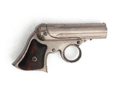 Pistolet Remington-Elliot Deringer. Du type...