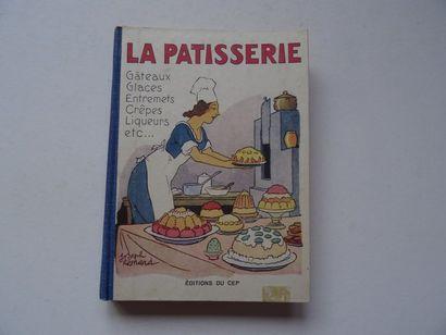 «La pâtisserie», illustration de Joseph...