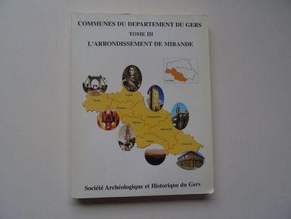 «Commune du département du Gers: L'arrondissement...