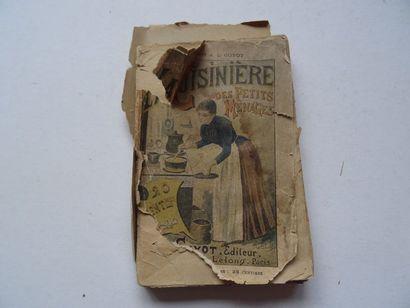 «La Cuisinière des petits ménages», auteur...
