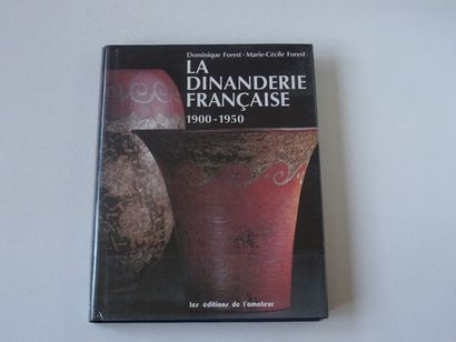 « La dinanderie Française 1900 - 1950»,...