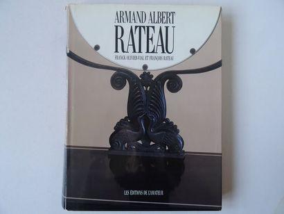 « Armand Albert Rateau», Franck Olivier...