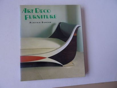 « Art Deco Furniture», Alastair Duncan;...