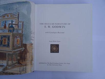 «The Secular Furniture of E. W Goodwin», [catalogue raisonné inclus à l'ouvrage],...