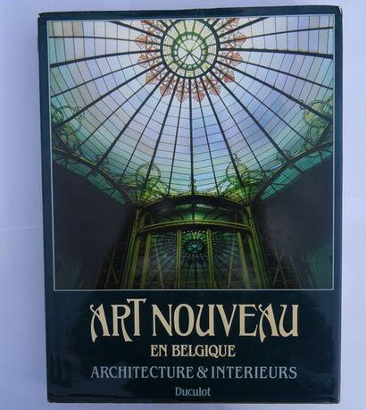 «Art Nouveau en Belgique: Architecture...