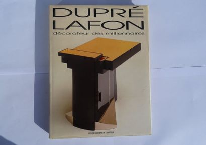 «Dupré Lafont: Décorateur des millionnaires»,...