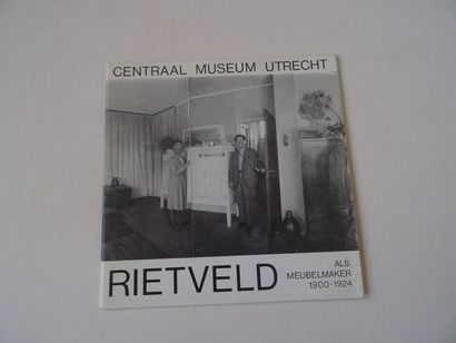 «Rietveld: Als meubelmaker 1900-1924»...