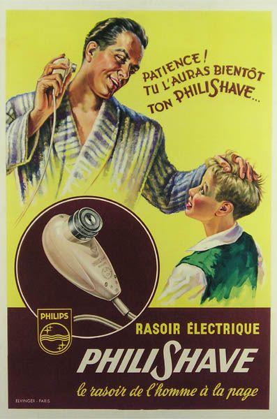 ANONYME. Philipshave rasoir électrique. Le...