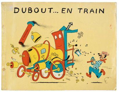 En train Ed. du livre Monte Carlo s.d. (1952)....