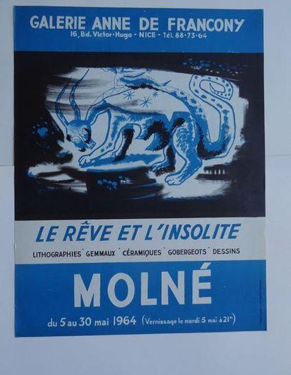 «Molné: Le rêve et l'insolite», Galerie...