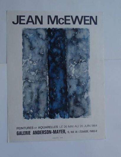 «Jean McEwen», Galerie Anderson-Mayer,...