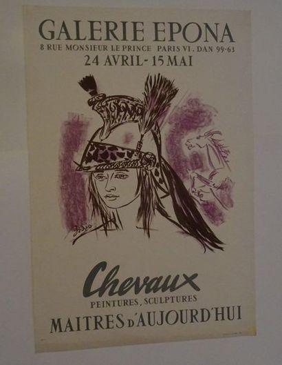 «Chevaux: Peintures, sculptures», Galerie...