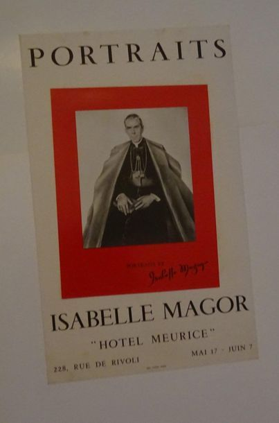 «Portraits Isabelle Magor », Hotel Meurice,...