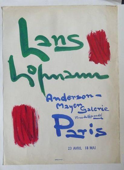 «Hans Hofmann», Anderson Mayer Galerie;...