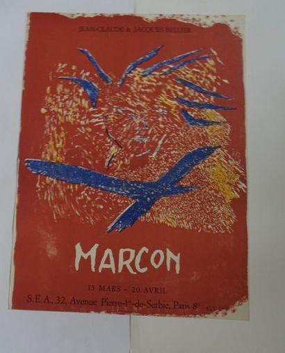 «Marcon», S.E.A; Imp. Atelier Decima,...