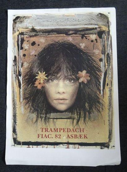 «Trampedach», FIAC, 1982; Imp. Norhaven...
