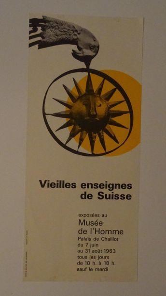 «Vieilles enseignes de Suisse», Musée de...