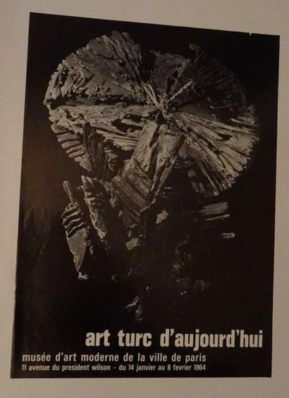 «Art Turc d'aujourd'hui», Musée d'Art Moderne...