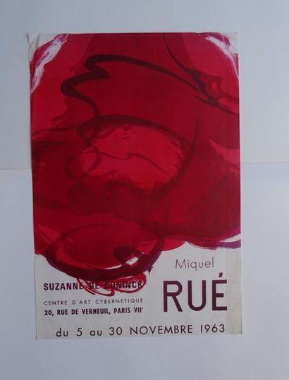 «Suzanne de Coninck, Miquel Rué», Centre...