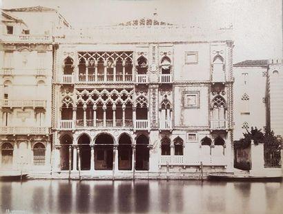 Fort lot de photo sur Venise