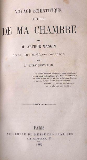 MANGIN. Arthur.