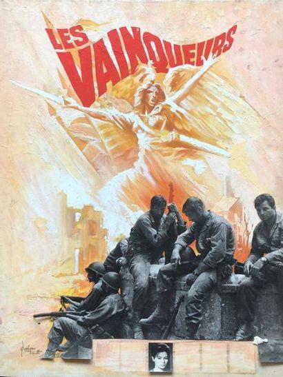 LES VAINQUEURS / THE VICTORS Carl Foreman....