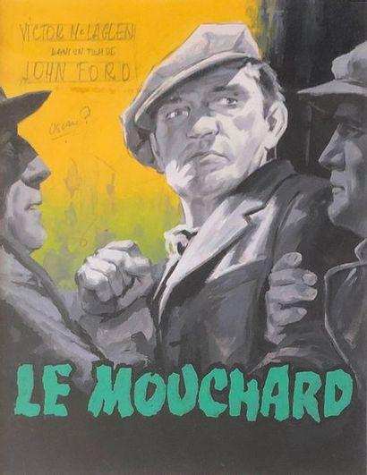 LE MOUCHARD / THE INFORMER John Ford. 1935....