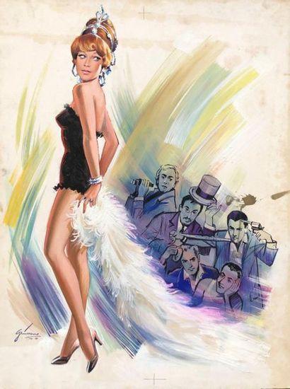 SEPT FOIS FEMME / WOMAN TIMES SEVEN Vittorio...