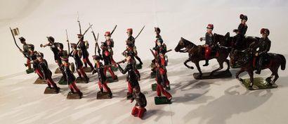 CBG-MIGNOT. IIIème République. Infanterie...