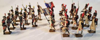 CBG-MIGNOT. Ier Empire. France. Grenadiers...