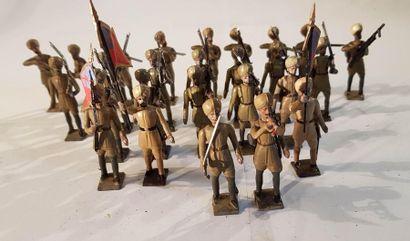 CBG-MIGNOT. IIIème République. Armée Britannique....