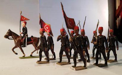 CBG-MIGNOT. IIIème République. Turquie. Ce...