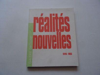 «Réalités nouvelles 1946-1955» [catalogue...