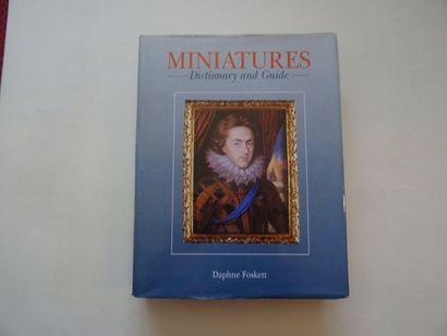 «Miniature: Dictionary and guide», Daphné...