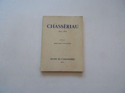 «Chassériau 1819-1856», [catalogue d'exposition],...