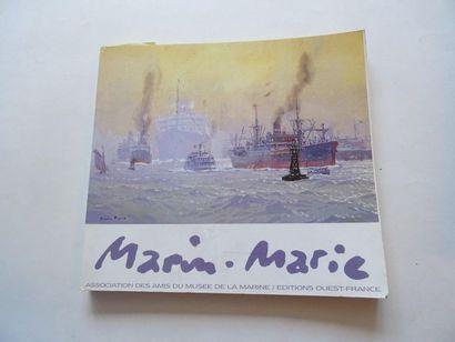 «Marin-Marie», [catalogue d'exposition],...
